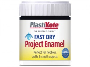 Fast Dry Enamel Paint B1 Bottle Gloss Black 59ml