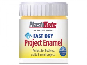 Fast Dry Enamel Paint B31 Bottle Gold Leaf 59ml