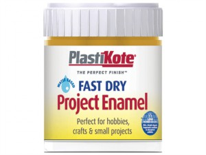 Fast Dry Enamel Paint B33 Bottle Brass 59ml