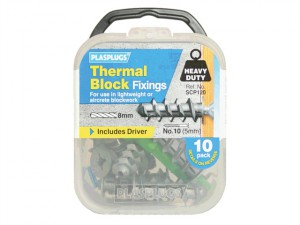 SCP 120 Thermal Block Fixings (10)