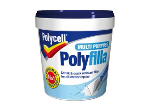 Multi Purpose Polyfilla Ready Mixed 1kg