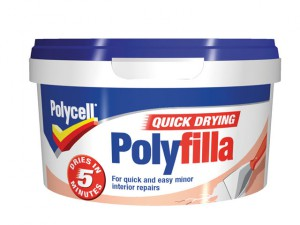 Multi Purpose Quick Drying Polyfilla Tub 500g