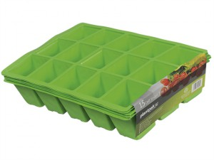 Seed Tray Inserts 15 Cell (22 x Packs of 5)