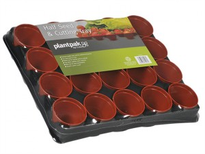 Half Seed & Cutting Tray 20 Pot (Pack of 36)