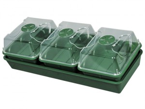 Windowsill Heated Propagator