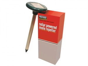 Solar Powered Mole Repeller