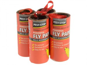 Fly Papers (Pack of 4)