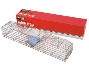 Mink Cage Trap 30in