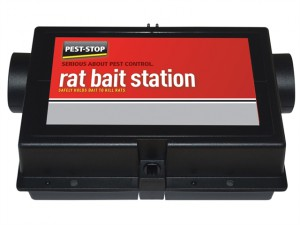 Rat Bait Station (Plastic)