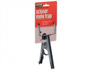 Scissor Type Mole Trap