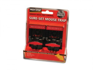 Sure-Set Mouse Trap Twin Pack