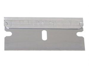 Regular-Duty Single Edge Razor Blades Aluminium Spine 50 Boxes of 100 Blades