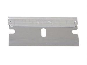 Heavy-Duty Straight Edge Blades (50 x Bulk 100)