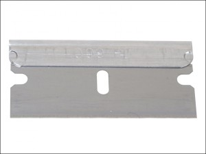 Regular-Duty Single Edge Razor Blades Dispenser of 10 Blades