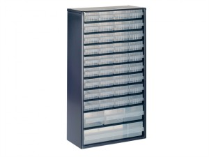 1240-123 Metal Cabinet 40 Drawer