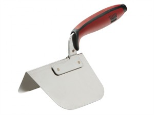 Stainless Steel External Corner Trowel
