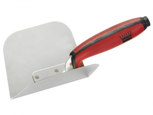 Stainless Steel Internal Corner Trowel