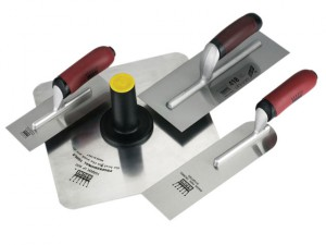 RP1027 Plasterers Trowel & Hawk Set of 4