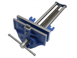53ED Woodworking Vice 270mm (10.1/2in) with Quick Release & Dog