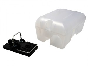 Enclosed Rat Trap Lockable Box