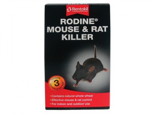 Rodine Mouse & Rat Killer 50G