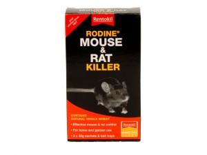 Rodine Mouse & Rat Killer 150g