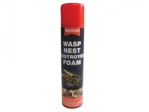 Wasp Nest Destroy Foam Aerosol 300ml