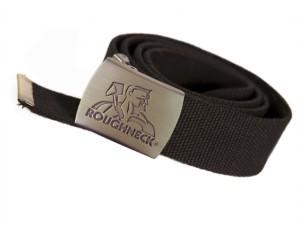 Black Heavy-Duty Woven Belt