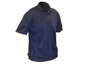 Blue Quick Dry Polo Shirt - XL (46-48in)
