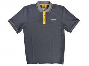 Grey Polo Shirt - XL (46-48in)