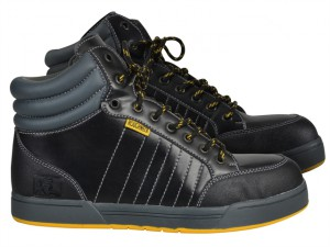 Raptor Hi-Top Safety Trainer/Boot UK 6 Euro 39