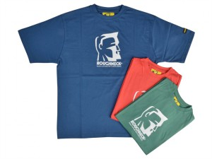 T-Shirt Triple Pack Mixed Colours - L (42-44in)