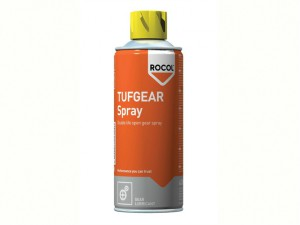 TUFGEAR Open Gear Lubricant Spray 400ml