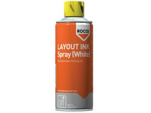 Layout Ink Spray-White 400ml