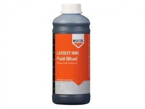Layout Ink Fluid-Blue 1 Litre
