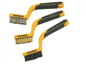 Narrow Brush Set of 3