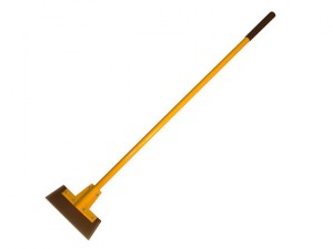 Long Fiberglass Handle Floor Scraper 300mm (12in)