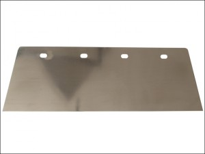 Stainless Steel Floor Scraper Blade 300mm (12in)