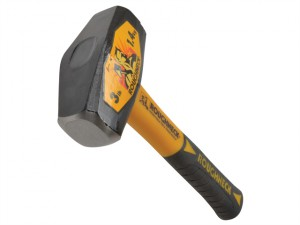 Club Hammer Fibreglass Handle 1.4kg (3lb)