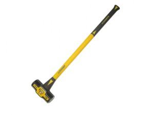 Sledge Hammer Fibreglass Handle 7.3kg (16lb)