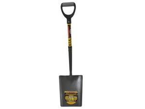 Steel Shovel Taper No.2 Fibreglass PYD