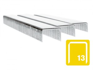 13/10 10mm Galvanised 5m Staples Box 5000