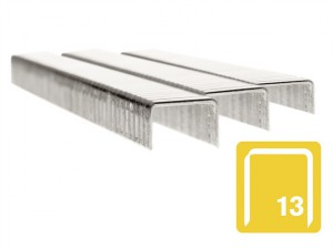 13/6 6mm Stainless Steel 5m Staples Box 2500