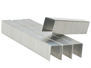 140/14 14mm Galvanised Staples Box 2000