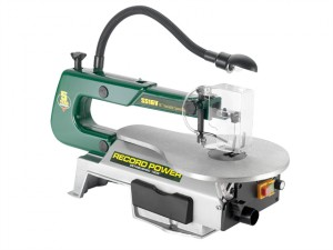 SS16V Scroll Saw 400mm 75 Watt 240 Volt