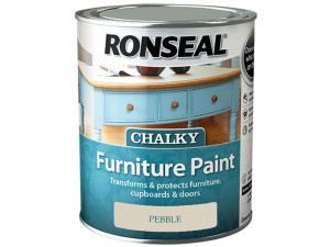 Chalky Furniture Paint Pebble 750ml