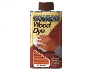 Colron Wood Dye Red Mahogany 250ml