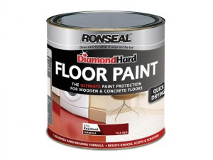 Diamond Hard Floor Paint Pebblestone 2.5 Litre