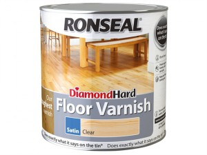 Diamond Hard Floor Varnish Gloss 2.5 Litre
