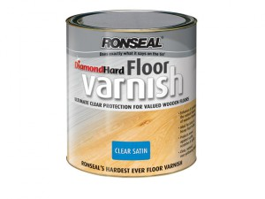 Diamond Hard Floor Varnish Satin 5 Litre